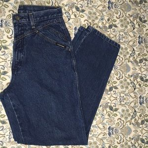 Rockies High-Waisted Jeans. Sz. 11/12R